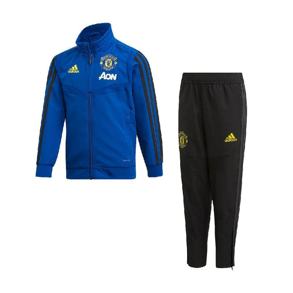 Manchester United - Training Tracksuit Type B - Discount Soccer Jerseys