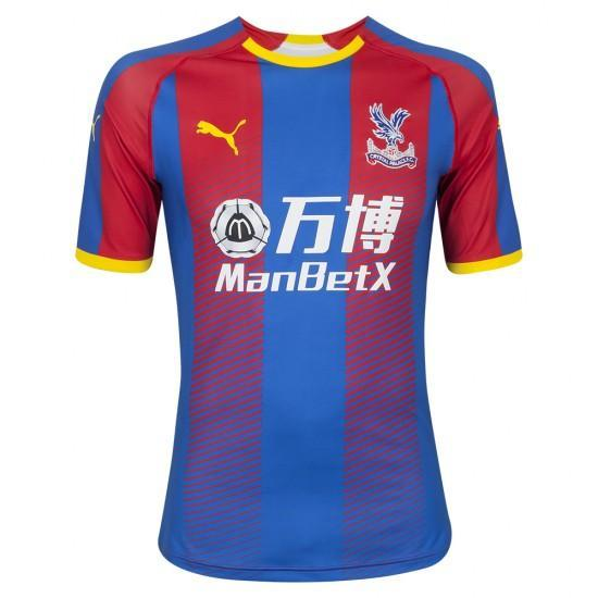 Crystal Palace | Home Kit 18/19 - SoccerTriads