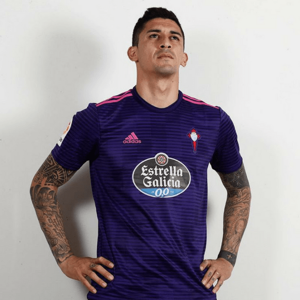 Celta De Vigo | Away Kit 18/19 - Soccer-Triads.co.uk