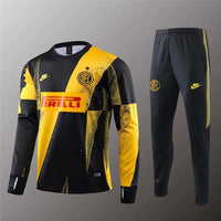 Inter Milan - Training Tracksuit 20/21 - Discount Soccer Jerseys