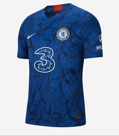 Chelsea | Home Shirt 20/21 - Discount Soccer Jerseys