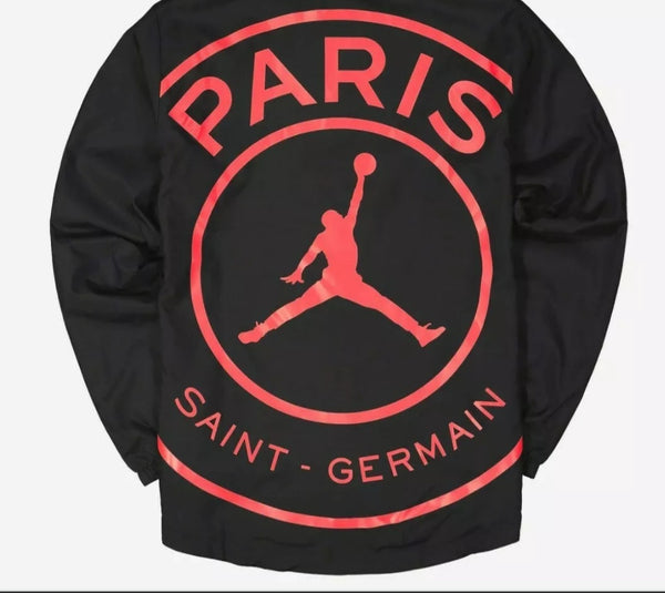 Nike Air Jordan X PSG Coaches Jacket