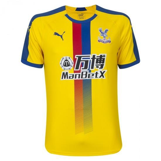 Crystal Palace | Third Kit 18/19 - SoccerTriads
