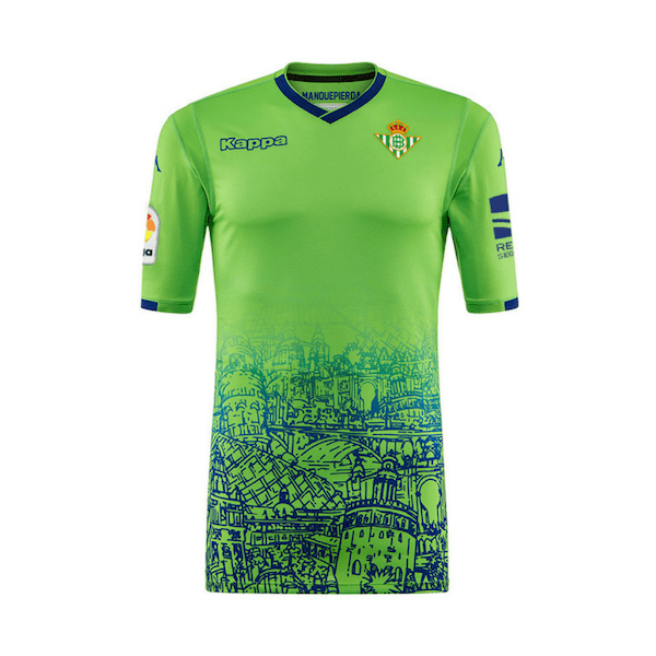 Real Betis | Third Kit 18/19 - SoccerTriads