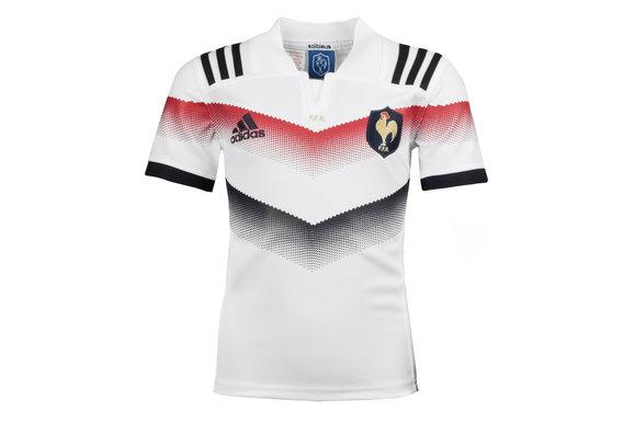 France Rugby Union Shirt | Away 18-19 - Soccer-Triads.co.uk
