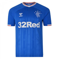 Rangers | Home Shirt 19/20 - Discount Soccer Jerseys
