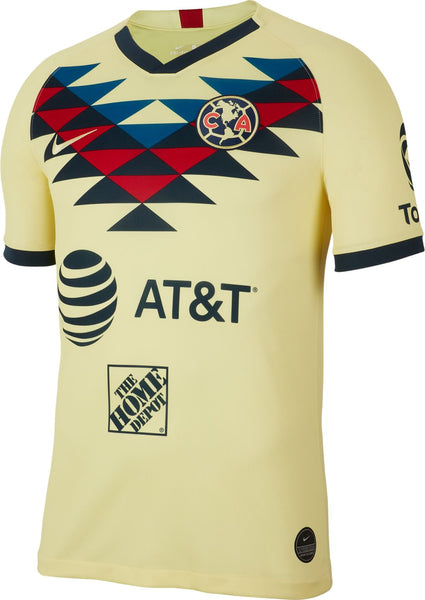 Club America | Home Shirt 19/20 - Discount Soccer Jerseys