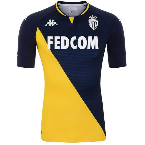 A S Monaco | Away Shirt 20/21 - Discount Soccer Jerseys