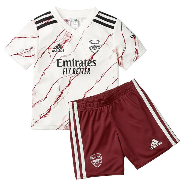 Arsenal | Away Kids Kit 20/21