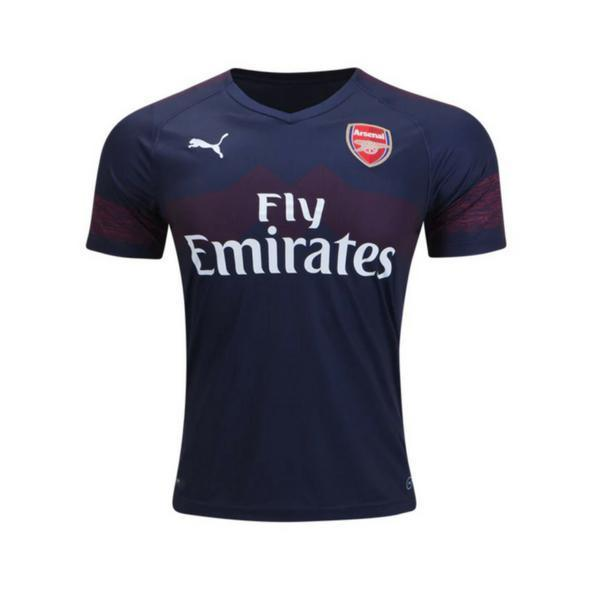 Arsenal | Away Kit 18/19 - SoccerTriads