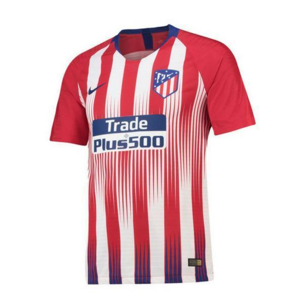 Atletico Madrid | Home Kit 18/19 - SoccerTriads