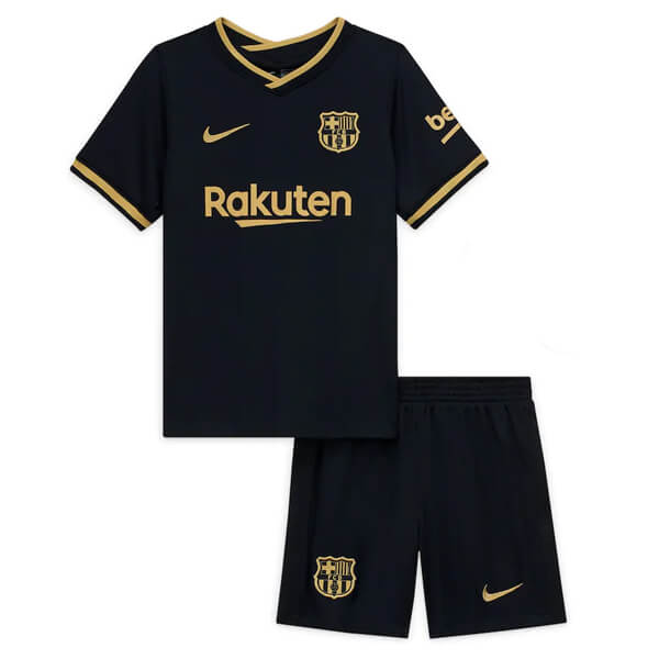Barcelona | Away Kids Kit 20/21