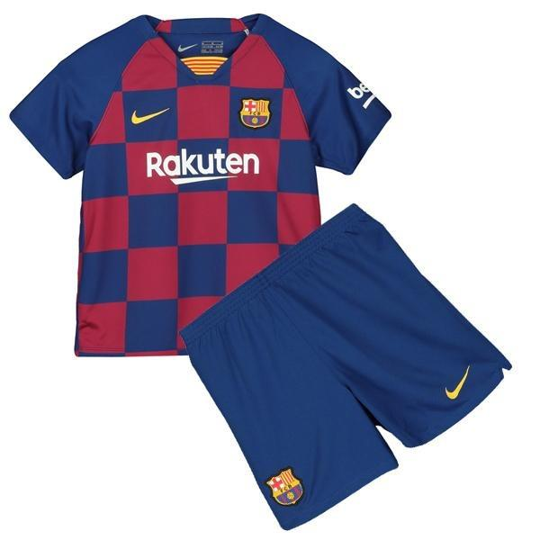 Barcelona | Home Kit Kids 19/20 - Discount Soccer Jerseys