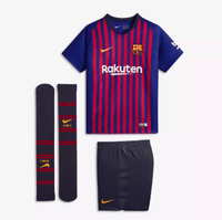 Barcelona | Kids | Home Kit 18/19 - SoccerTriads