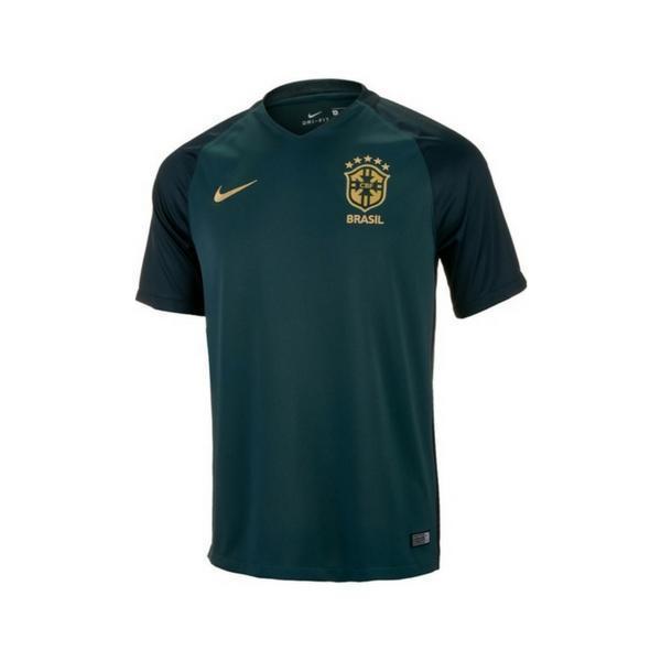 Brazil | Third Kit 17/18 - SoccerTriads