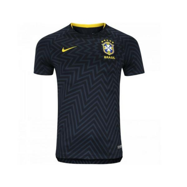Brazil | Pre-Match Kit 18/19 - Soccer-Triads.co.uk