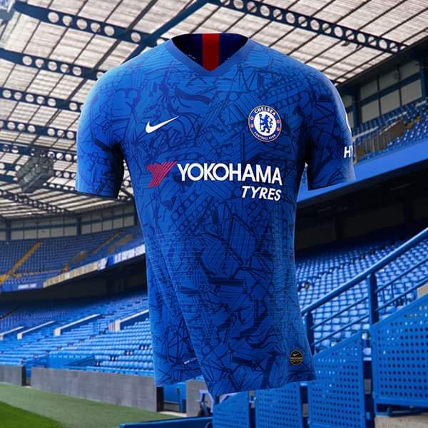 Chelsea | Home Shirt 19/20 - Discount Soccer Jerseys