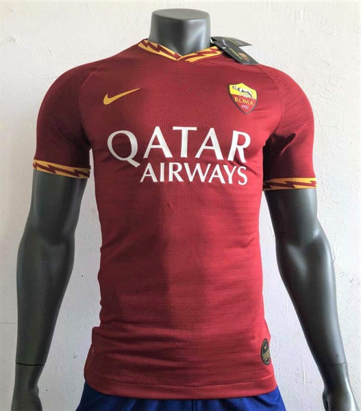 Roma | Home Shirt 19/20 - Discount Soccer Jerseys