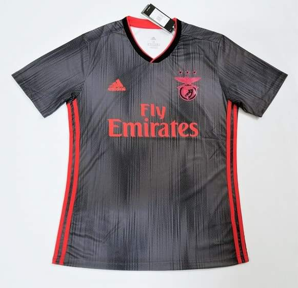 Benfica | Away Shirt 19/20 - Discount Soccer Jerseys