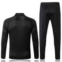 England | Black Type A | Training Top + Pants 18/19 - Soccer-Triads.co.uk