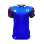 Iceland | Home Kit 17/18 - SoccerTriads