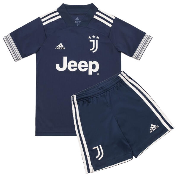 Juventus | Away Kids Kit 20/21