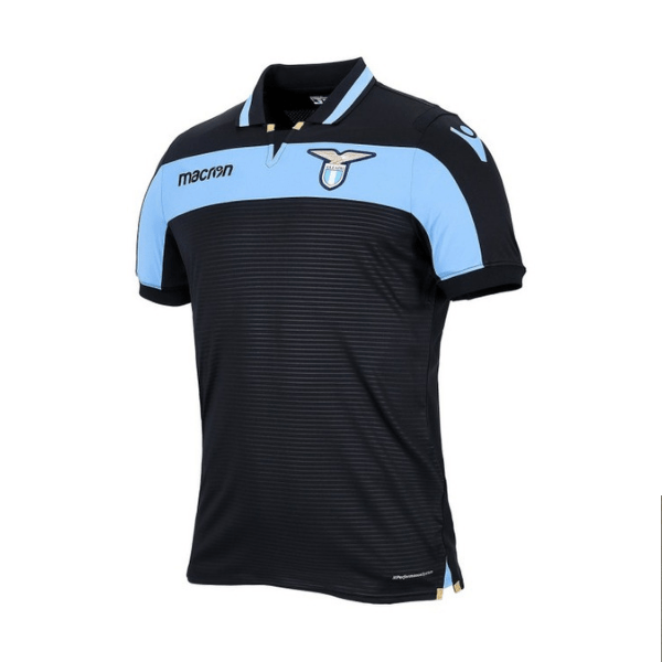 Lazio | Third Kit 18/19 - Soccer-Triads.co.uk