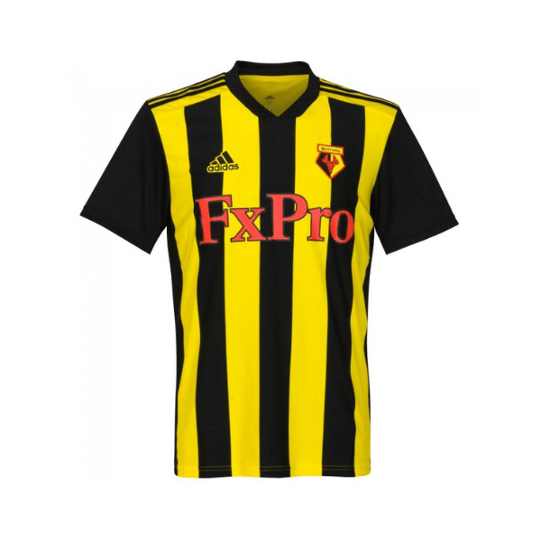 Watford | Home Kit 18/19 - SoccerTriads