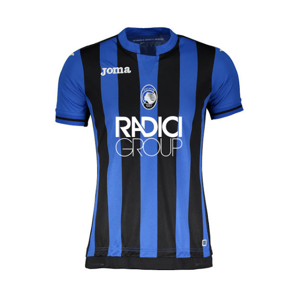 Atalanta B.c. | Home Kit 18/19 - Soccer-Triads.co.uk