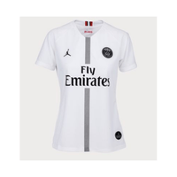 PSG Jordan White | Women | Home Kit 18/19 - SoccerTriads
