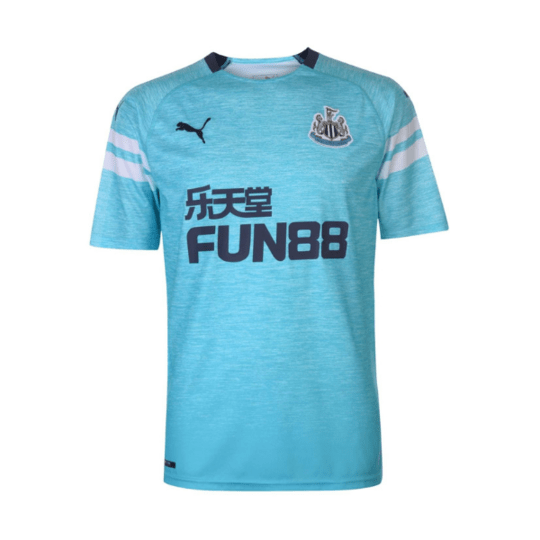 Newcastle United | Third Kit 18/19 - SoccerTriads