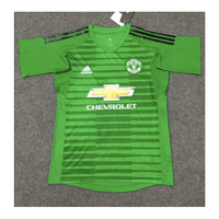 Man Utd | Green GK Kit 18/19 - Discount Soccer Jerseys