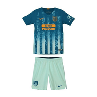 Atletico Madrid | Kids | Third Kit 18/19 - SoccerTriads