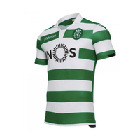 Sporting CP | Home Kit 18/19 - SoccerTriads