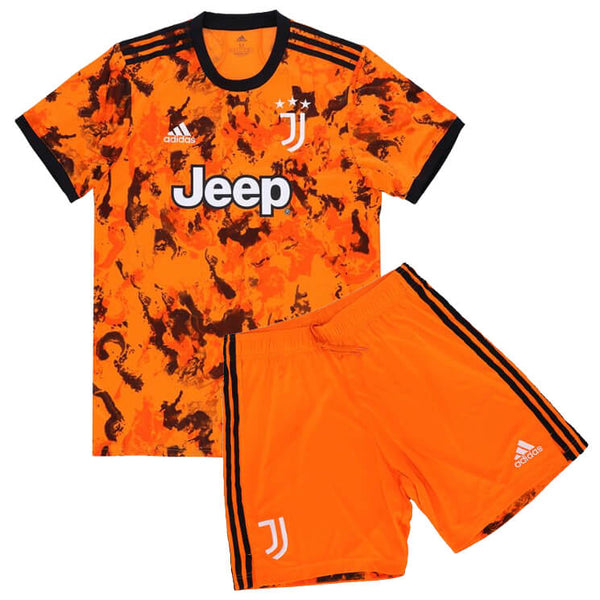 Juventus | Third Kids Kit 20/21