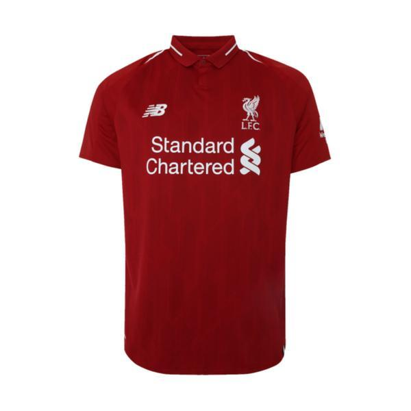 Liverpool | Home Kit 18/19 - Soccer-Triads.co.uk