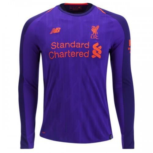 Liverpool | Away Kit 18/19 | Long Sleeves - SoccerTriads