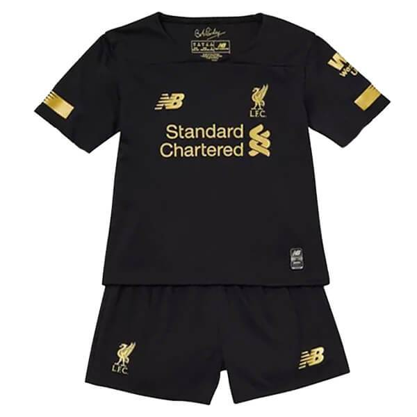 Liverpool | KIDS Goalkeeper Kit 19/20 - Discount Soccer Jerseys