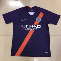 Man City | Third Kit 18/19 - SoccerTriads