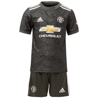 Manchester United | Away Kids Kit 20/21