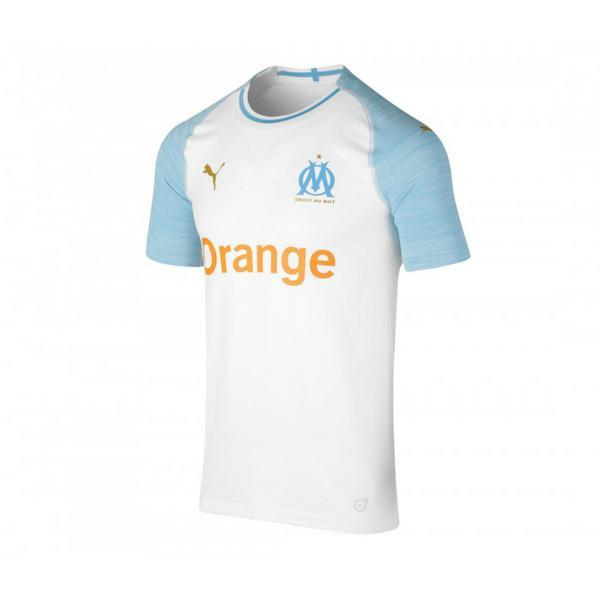 Marseille | Home Kit 18/19 - SoccerTriads