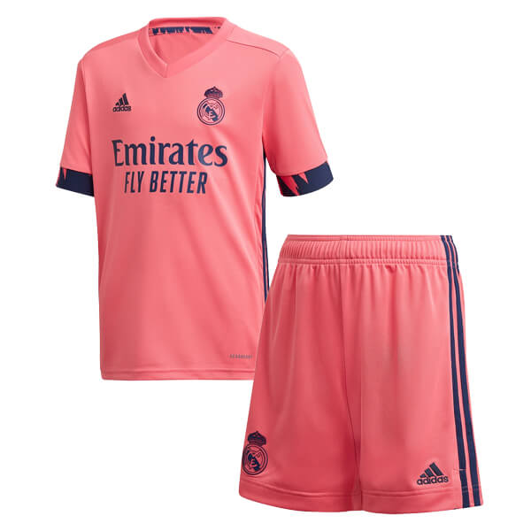 Real Madrid | Away Kids Kit 20/21