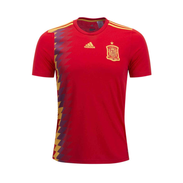 Spain | Home Kit 17/18 - SoccerTriads
