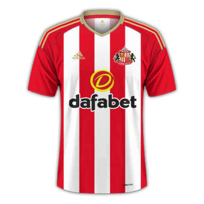 Sunderland | Home Shirt 17/18