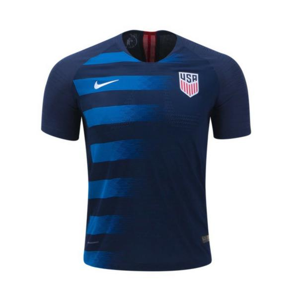 Usa | Away Kit 18/19 - Soccer-Triads.co.uk