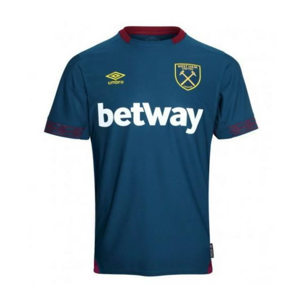 West Ham | Away Kit 18/19 - SoccerTriads