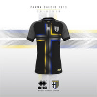 Parma | Third Kit 18/19 - SoccerTriads