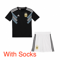 Argentina | Kids | Away Kit 17/18 - SoccerTriads