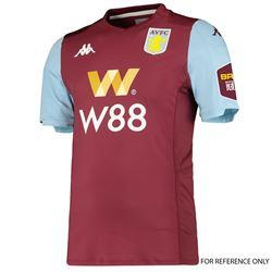 Aston Villa | Home Shirt 19/20 - Discount Soccer Jerseys