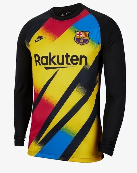 Barcelona | Third Goalkeeper Kit 19/20 - Discount Soccer Jerseys